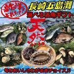 選べるギフト♪天然長崎五島灘の旬のおいしさわがままチョイス♬